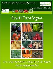 FREE Seed Catalogue from Royal Seed